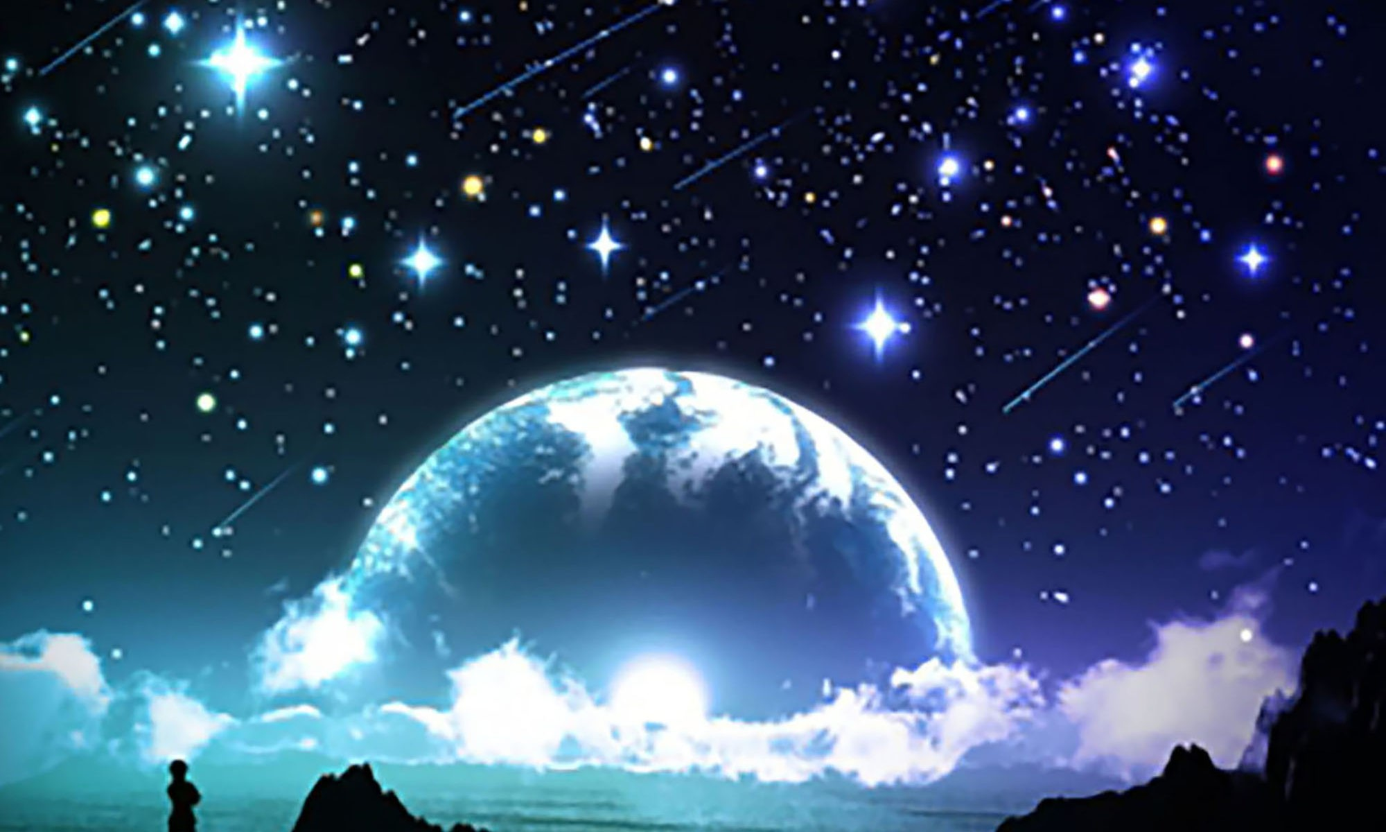 Mirando al cielo por el astrologo Hugo Angeli